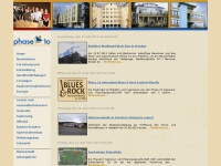 phase-10.de Webseite Vorschau