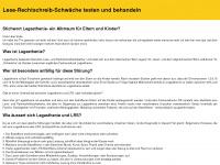 Lese-rechtschreibschwaeche.net