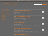 Activator-shop.com