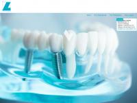 lorenz-dentallabor.de Webseite Vorschau