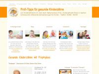 kinderzaehne-vorsorge.de
