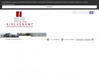 kirchenamt-aurich.de Webseite Vorschau