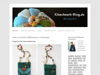 kitschwerk-blog.de Webseite Vorschau