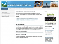 gabelflug-ticket.de