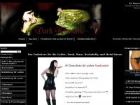 Darkromantic-gothicshop.de