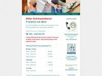 069er-schluesseldienst.de Webseite Vorschau