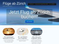 fluege-ab-zuerich.ch