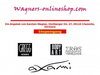 wagners-onlineshop.com