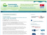 Sustainable-shipping.de