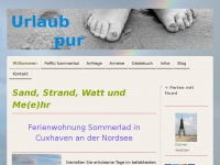 Holidayflat-cuxhaven.de