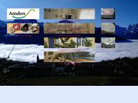 amden.org Webseite Vorschau