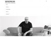 die-freisprecher.com Webseite Vorschau