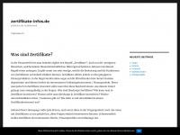 zertifikate-infos.de