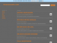 kiraranosato.com Webseite Vorschau