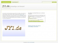 jy1.de Webseite Vorschau
