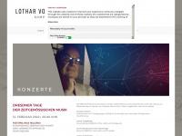 lothar-voigtlaender.de Webseite Vorschau