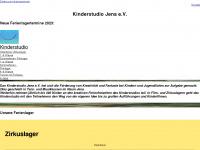 kinderstudio-jena.de Webseite Vorschau