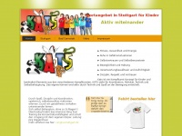 kindertraining-stuttgart.de Webseite Vorschau
