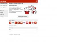 kicktipp.at Webseite Vorschau