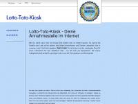 lotto-toto-kiosk.de Webseite Vorschau
