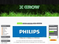 xgrow.de Webseite Vorschau