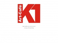 k1artcafe.de Webseite Vorschau