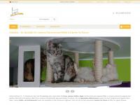 goldtatze.de Webseite Vorschau