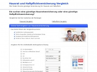 hausrat-haftpflichtversicherung.com