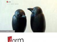 4orm.ch Webseite Vorschau