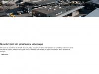 zgraggen-transporte.ch Webseite Vorschau