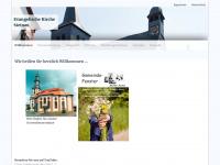 kirche-steinau.de Webseite Vorschau
