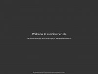 zumhirschen.ch Webseite Vorschau