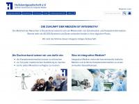 hufelandgesellschaft.de Thumbnail