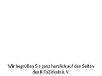kitazirkel.de Webseite Vorschau