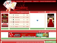 xtrapoker.org Webseite Vorschau