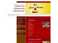 zum-gude-drobbe.de Webseite Vorschau