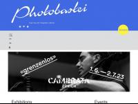 photobastei.ch Webseite Vorschau