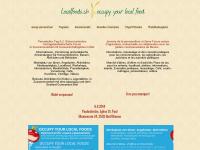 localfoods.ch Webseite Vorschau