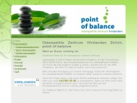 Point-of-balance.ch