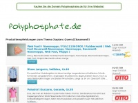 polyphosphate.de
