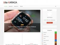 ufukkaraca.com Webseite Vorschau
