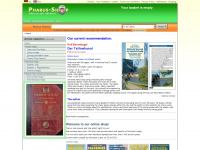pharus-plan.de Webseite Vorschau