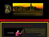 practical-wingchun.de Webseite Vorschau