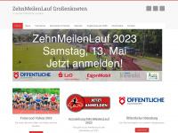 Zehnmeilenlauf.de