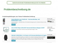 problembeschreibung.de