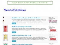 psychiatrie-weiterbildung.de