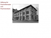 psychoanalyse-stiftung.ch