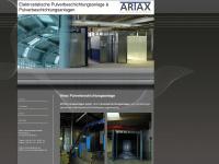 Pulverbeschichtungsanlagen-artax.de