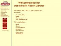 Purapfelsaft.de
