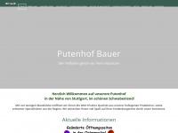 Putenhof-bauer.de